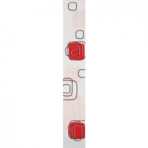 6x40-listel-linea-chervena-friz-leostil