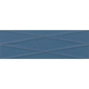 GRAVITY MARINE BLUE SILVER INSERTO SATIN-leostil